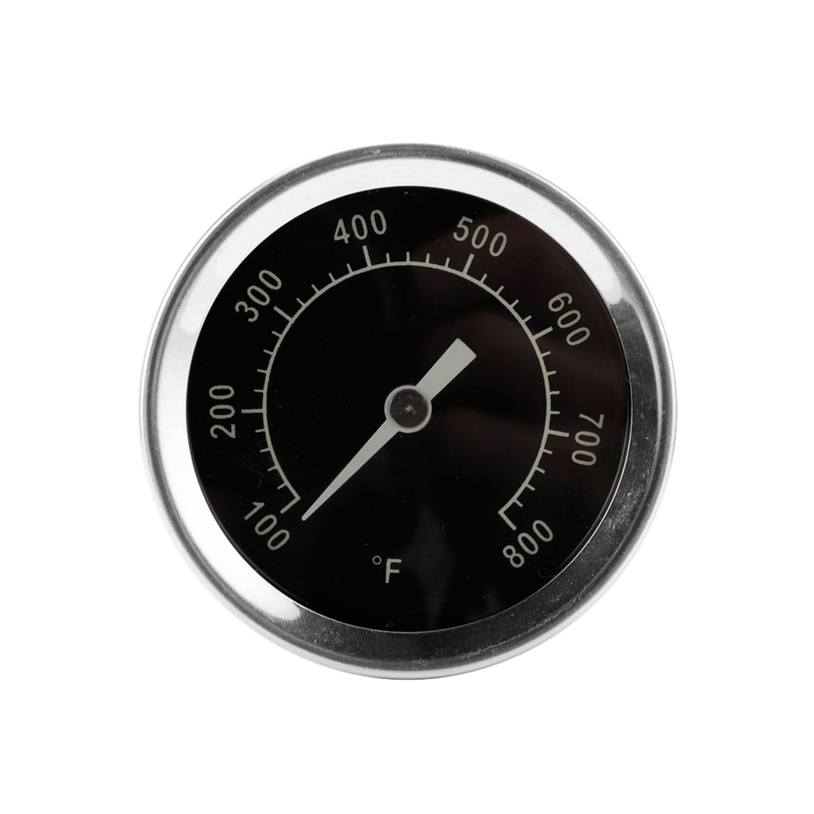 100-800 ℉ Кухня печь Термометры для барбекю Нержавеющаясталь Еда мяса Циферблат Термометр Температура датчик предметы домашнего обихода