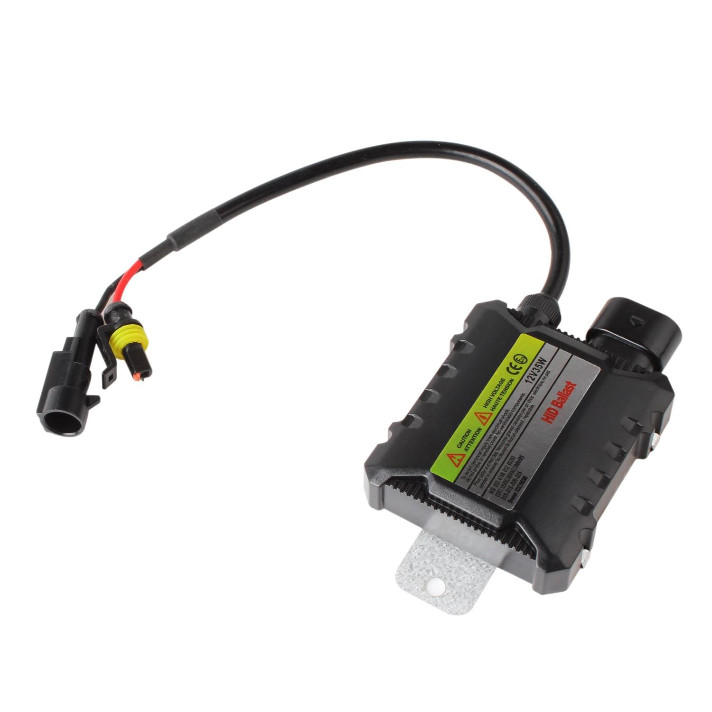 Impermeable 35W HID Xenon Digital balastro de conversión Kit para H1 H3 H3C H4-1 H4-2 H7 H8