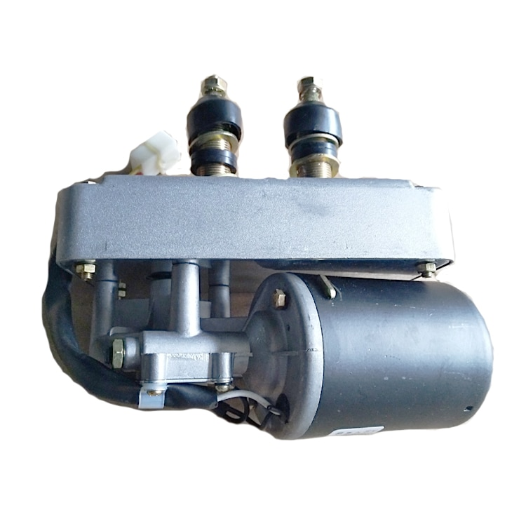 LW500F ZL50GV parts 802141475 WIPER ELECTRIC MOTOR for sale