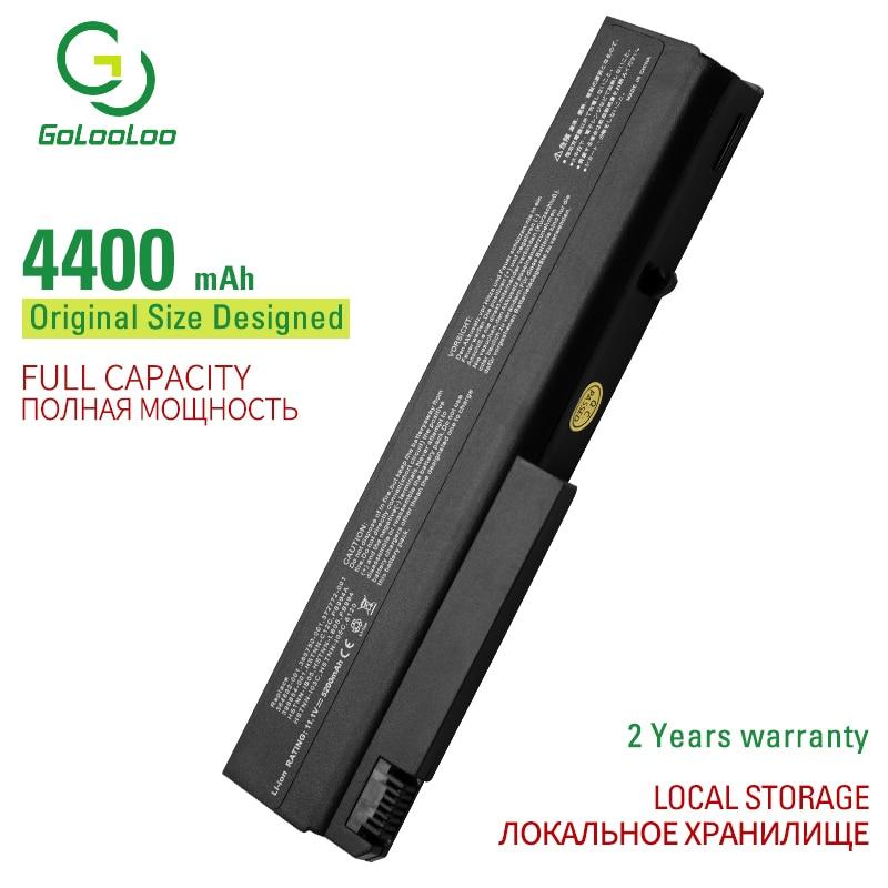 Golooloo 6 celdas batería de ordenador portátil para HP COMPAQ EQ441AV HSTNN-DB05 DB16 DB28 FB05 FB18 IB05 IB08 IB16 IB18 IB28 LB05 LB08 MB05