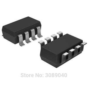 AD7457BRTZ AD7457 -  Pseudo Differential Input, 100 kSPS, 12-Bit ADC in 8-Lead SOT-23