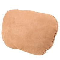 ydm car headrest maybach design s class ultra soft pillow suede fabric comfortable neck pillow seat cushions