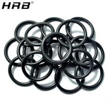 Od 19Mm O-Ring Id 15.2Mm Cs 1.9Mm Voor Borstelloze Motoren Propeller Valve Black Afdichtring nbr Rubber O Ring Flexibele Rc Onderdelen