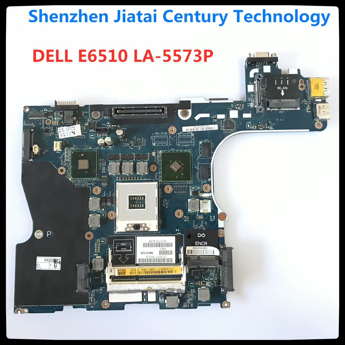 CN-0NCPCN 0NCPCN NCPCN Für Dell Latitude E6510 Laptop motherboard QM57 Mainboard NAL22 LA-5573P N10M-NS-B-B1 100% getestet arbeits