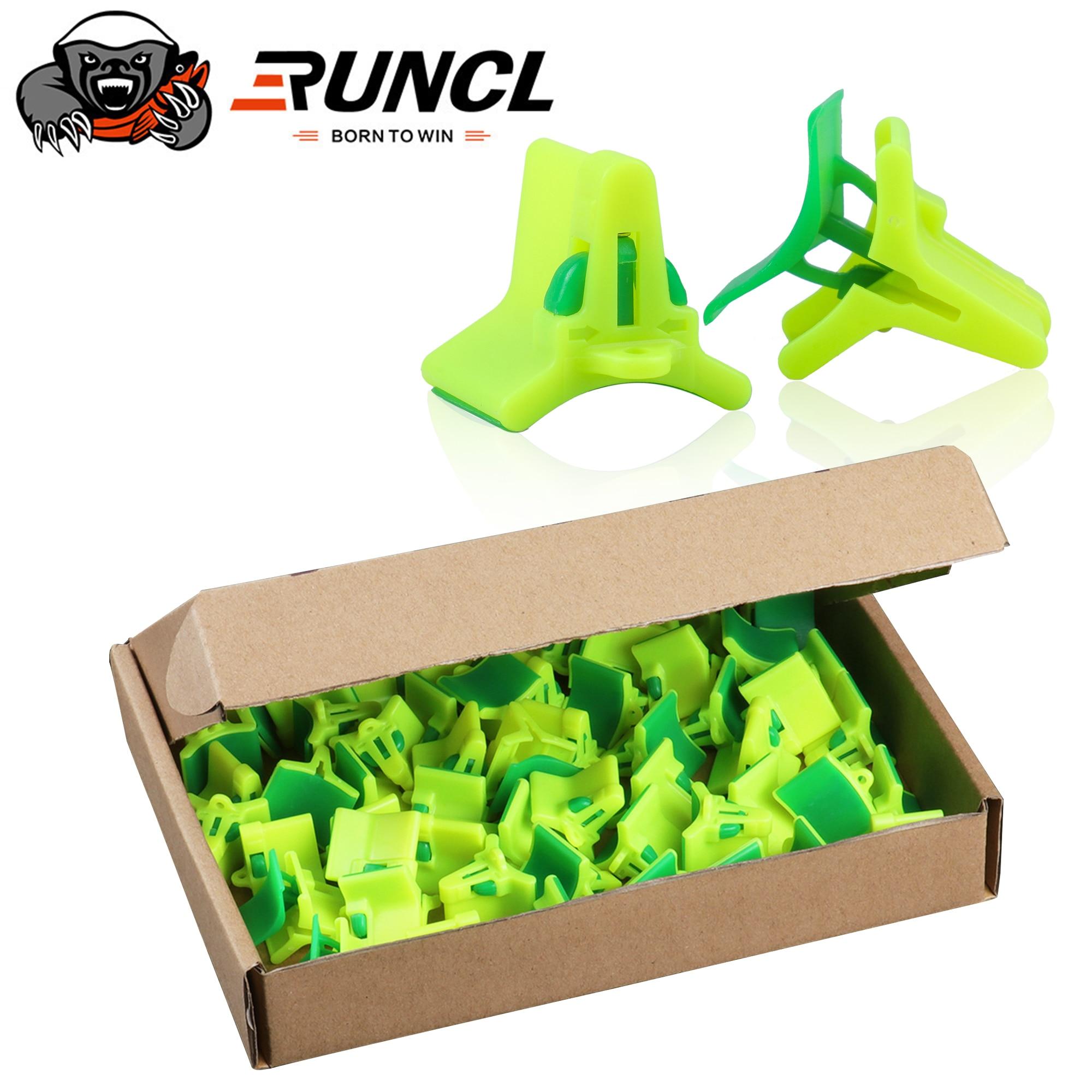 runcl-tapas-protectoras-duraderas-para-pesca-accesorios-livianos-con-mangas-de-ranuras-gancho-de-seguridad-triple-40-50-uds