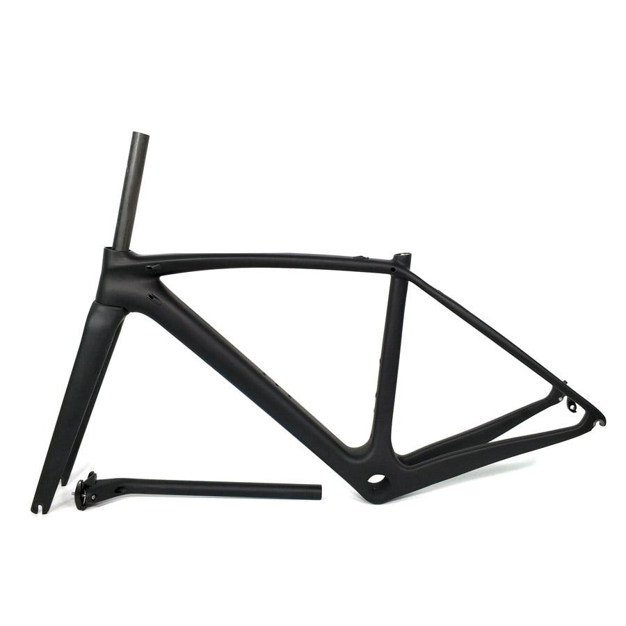 Упорный дорожный велосипед, карбоновая рама XXS XS S M L, карбоновая дорожная рама, китайская BSA BB30 PF30 T1000 карбоновая рама для велосипеда, 2 года гарантии