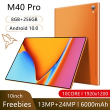 M40 Pro Global Version Tablet android 10 inch Gaming laptop 8GB RAM+256GB ROM DRAW TABLET 10 core Ne