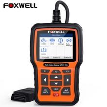Автомобильный сканер FOXWELL NT510 Elite OBD OBD2, диагностический инструмент из АБС, SRS, подушка безопасности, SAS, EPB, для BMW, Hyundai, Kia