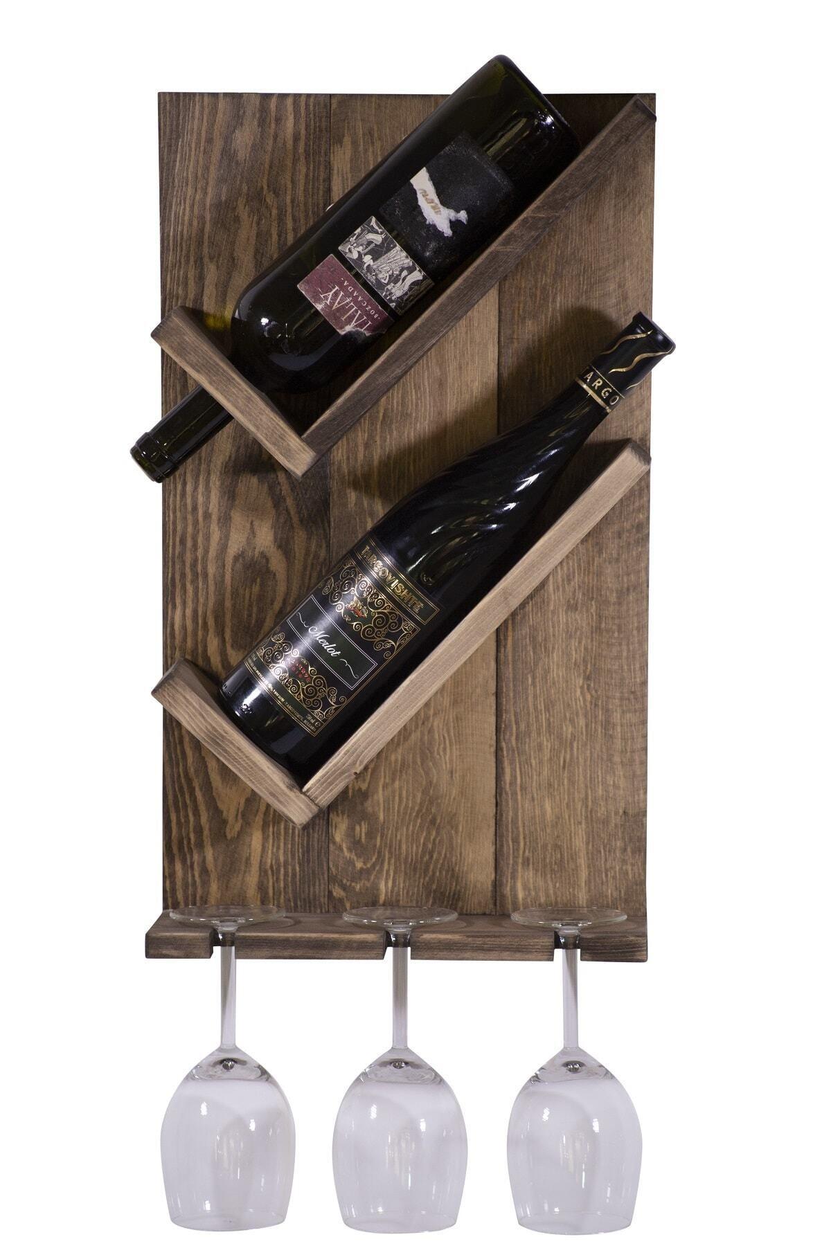 Wood Wine liquor alcohol Stand Wall Goblet Rack wine bottle holders decorative cabinet red wine display storage racks ootdty alcohol refractometer range 0 80% v v atc manuel focusing for wine liquor test a5yd
