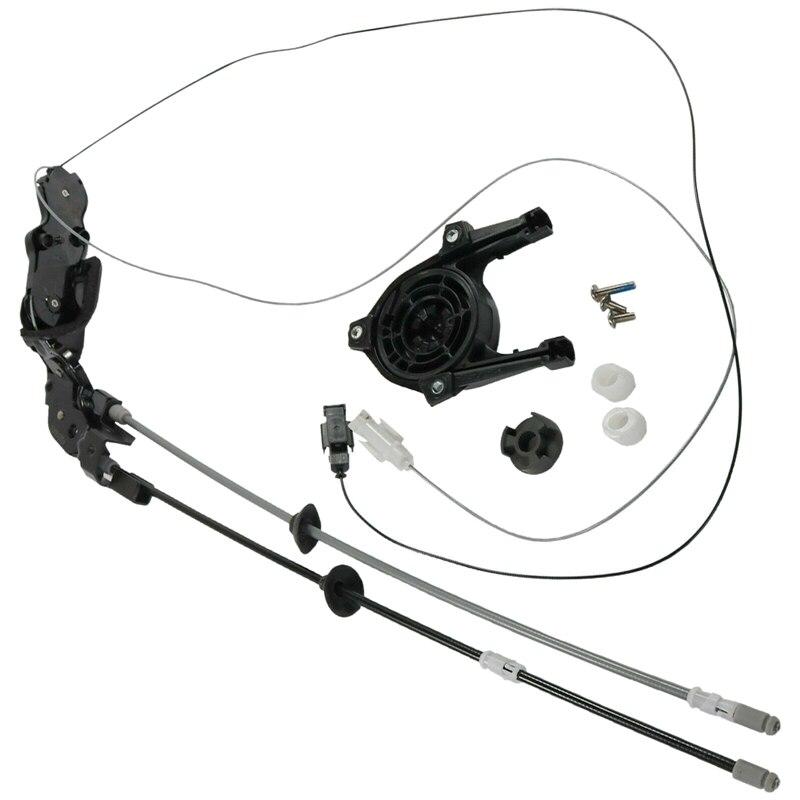 Cable de puerta corredera de potencia lateral derecha sin Motor 85620-08042 para Toyota Sienna 2004-2010
