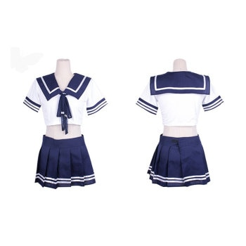 4XL Plus Size School Student Uniform Japanese Schoolgirl Erotic Maid Costume Sex Mini Skirt Outfit Sexy Cosplay Lingerie Exotic