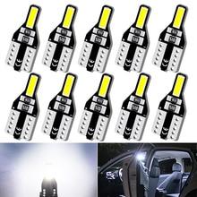 1 Pack T10 W5W ampoule LED 6000K 12V blanc voiture led intérieur lumières dôme liseuse pour Citroen C4 Picasso Berlingo Xsara C5