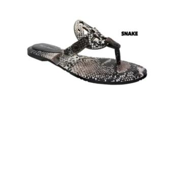 Women Shoes Sandals Summer Low Heel Shoes PU Leather Gladiator  Shoes Women Designers Zapatos De Mujer   ZQ0159