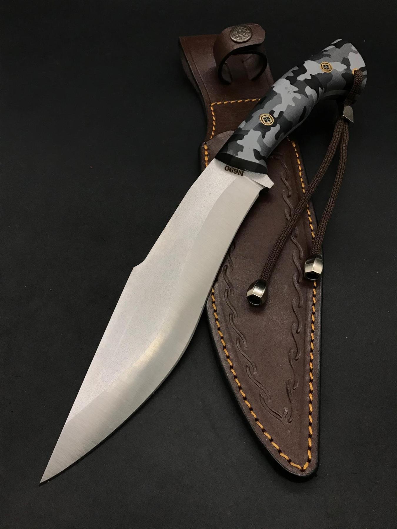 BOHLER N690 Camping Knife BB44-4