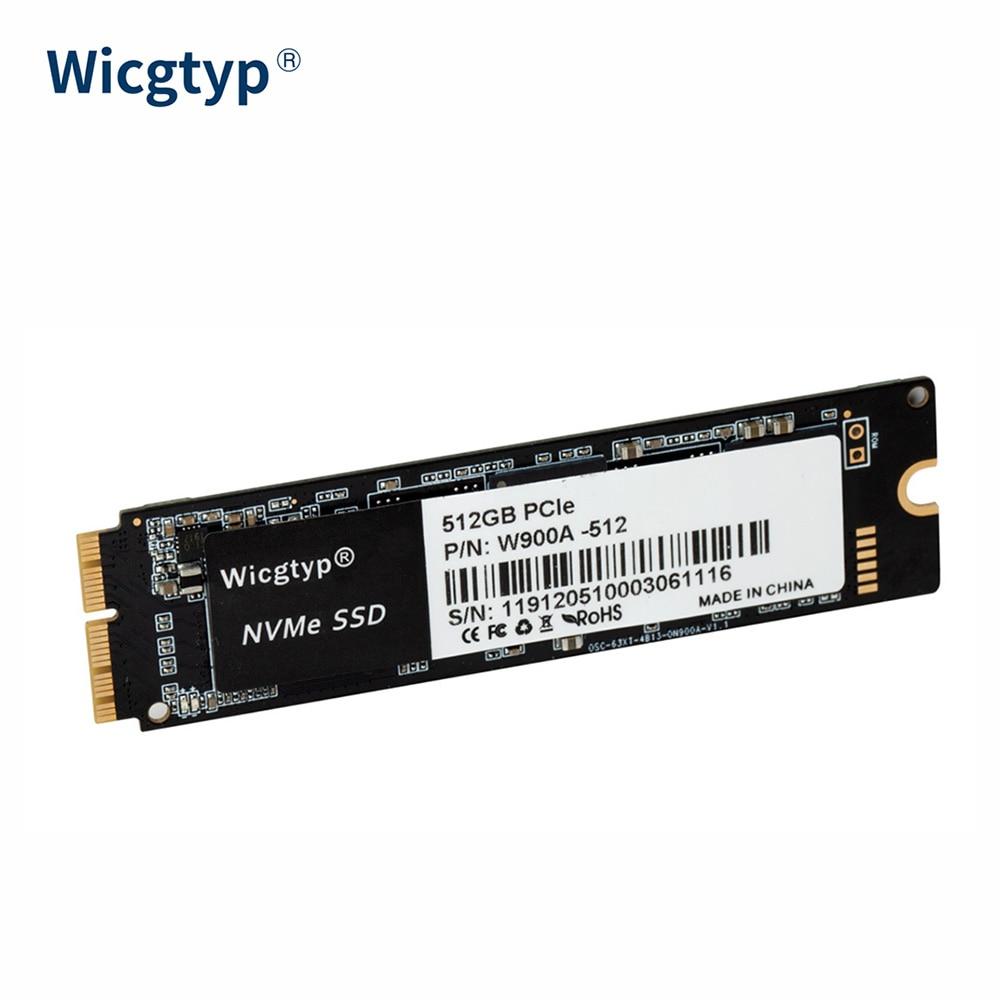 Горячая Распродажа Wicgtyp 256 ГБ 512 ГБ ТБ M.2 SSD PCIe для Mac SSD M2 NVMe SSD жесткий диск SSD для MacBook Air для Macbook Pro для mac mini