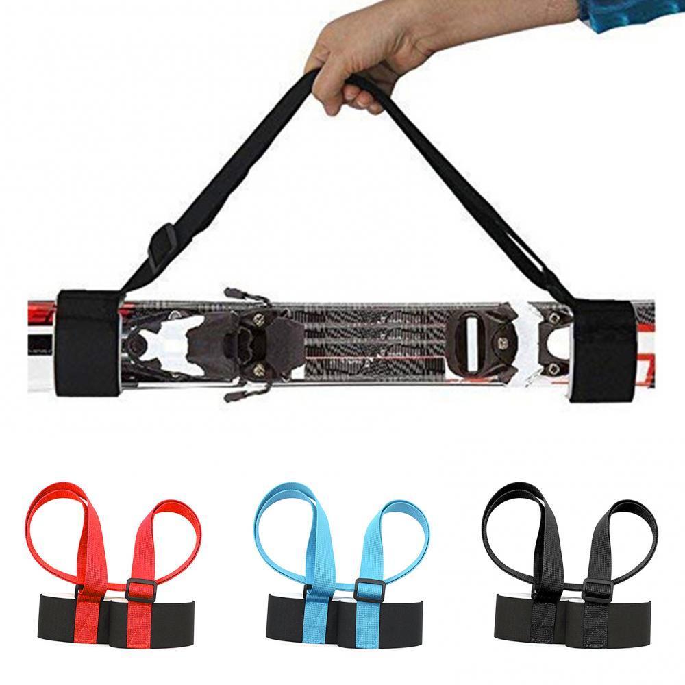 Hotski-Soporte de hombro ajustable con correa para Snowboard, gancho de portero para...