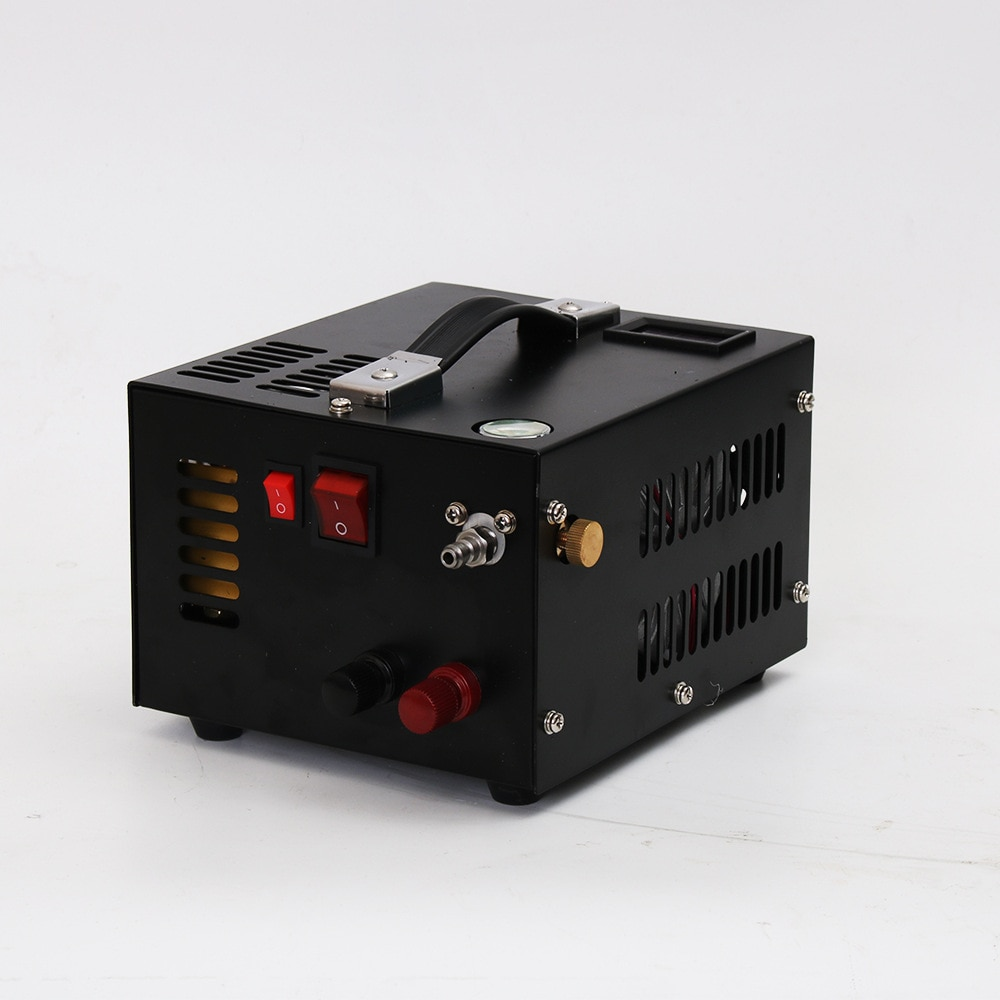12 فولت سيارة ارتفاع ضغط مضخة هواء 30mpa كهربائيّ ارتفاع ضغط مضخة هواء مضخة هواء