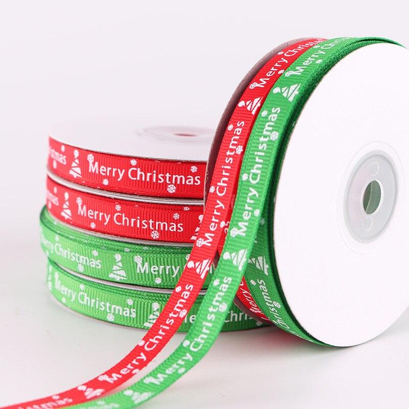 Árbol De Navidad, Arbol De Papá Noel, cinta De Feliz Navidad, envoltorio...