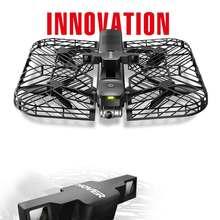 Caméra de vol stationnaire 1 2 passeport Drone Auto-volant 4k vidéo et 13MP photographie Auto-suivi PK DJI Spark Mavic pro 2 caméra Drone