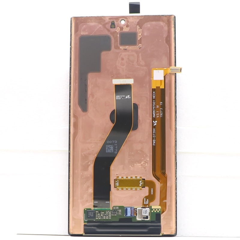 ORIGINAL AMOLED screen For Samsung Galaxy Note 10 Plus Lcd N975 N9750 note10 plus LCD Display Screen With Touch Glass Assembly enlarge