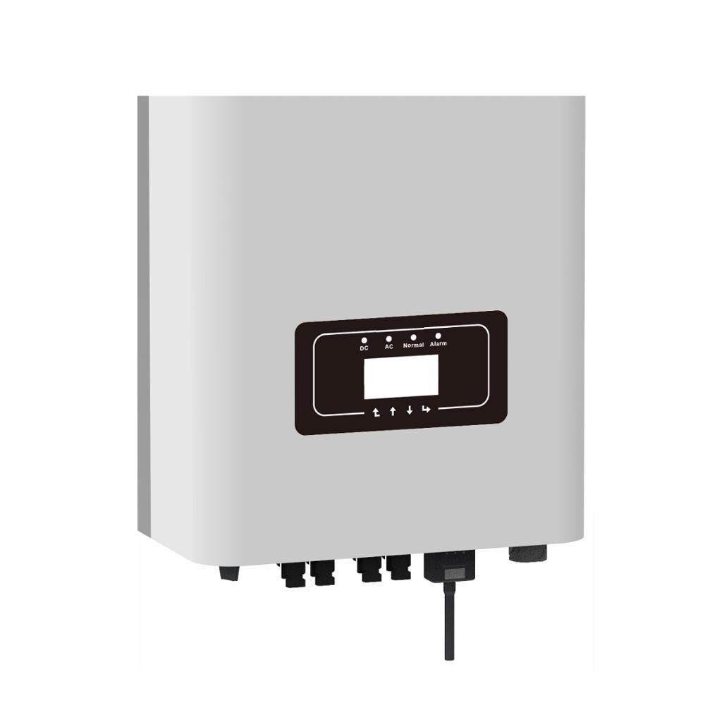 20KW 25KW Fase 3 MPPT de lazo de la rejilla inversor de energía Solar impermeable IP65 con Wifi + interruptor DC + RS232 opcional Anti-retroceso limitador
