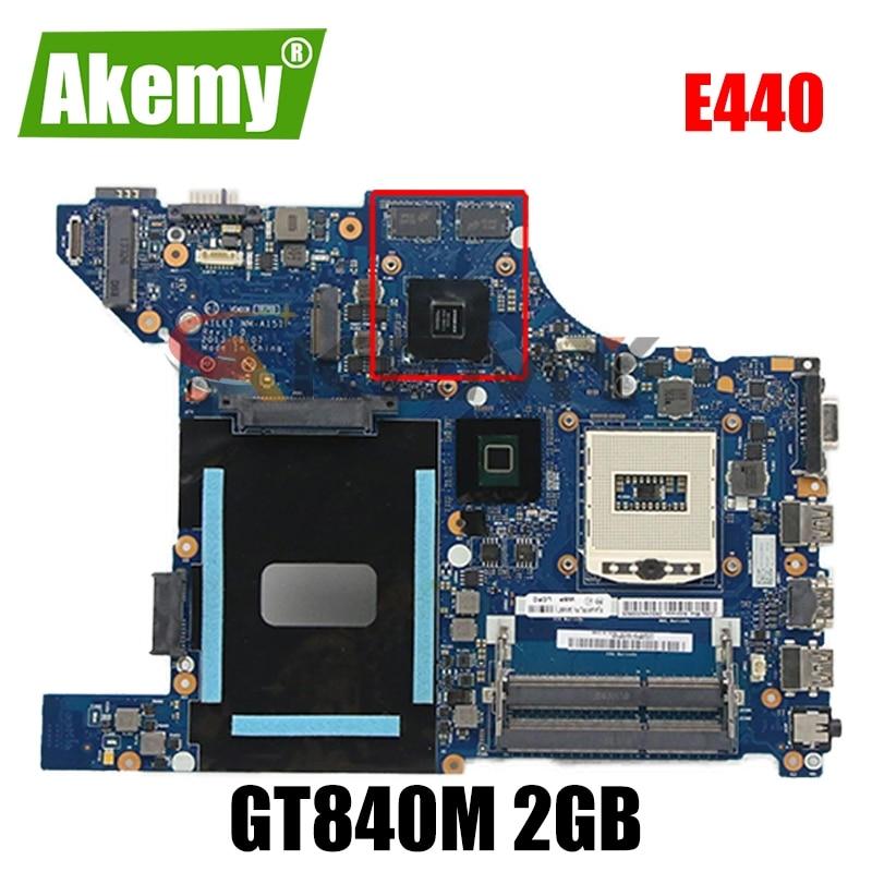 لينوفو ثينك باد E440 دفتر اللوحة AILE1 NM-A151 وحدة معالجة الرسومات GT840M 2GB 100% اختبار العمل FRU 04X5921 04X5922 04X5920