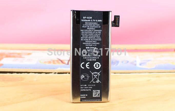 ALLCCX, BP-6EW de batería para Nokia Lumia 900, al mejor precio y...