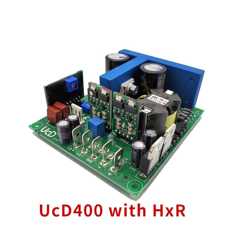 فئة D مكبر كهربائي وحدة UcD400HG تشويه فائقة منخفضة 400 واط HiFi مضخم الصوت لوحة تركيبية