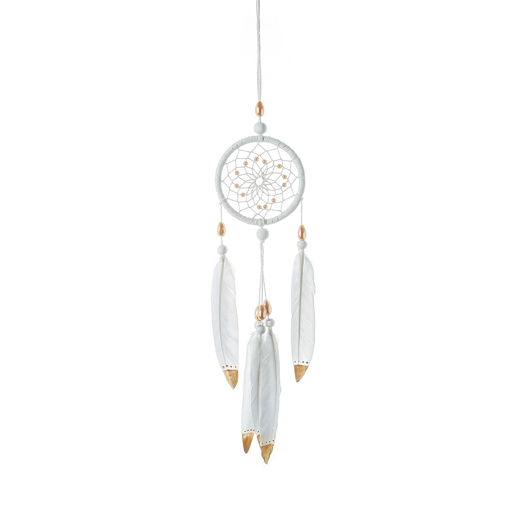 Atrapasueños hecho a mano campanas de viento hogar colgante manualidad para regalo...
