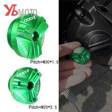 Масляный фильтр двигателя мотоцикла, крышка колпачка для Kawasaki Z1000 Z1000R 2010 2020 для Kawasaki Z1000 2003 2009
