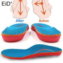 EID bambini bambini solette ortopediche scarpe plantari plantari plantari solette plantari correzione scarpe per la salute pad cura dei piedi
