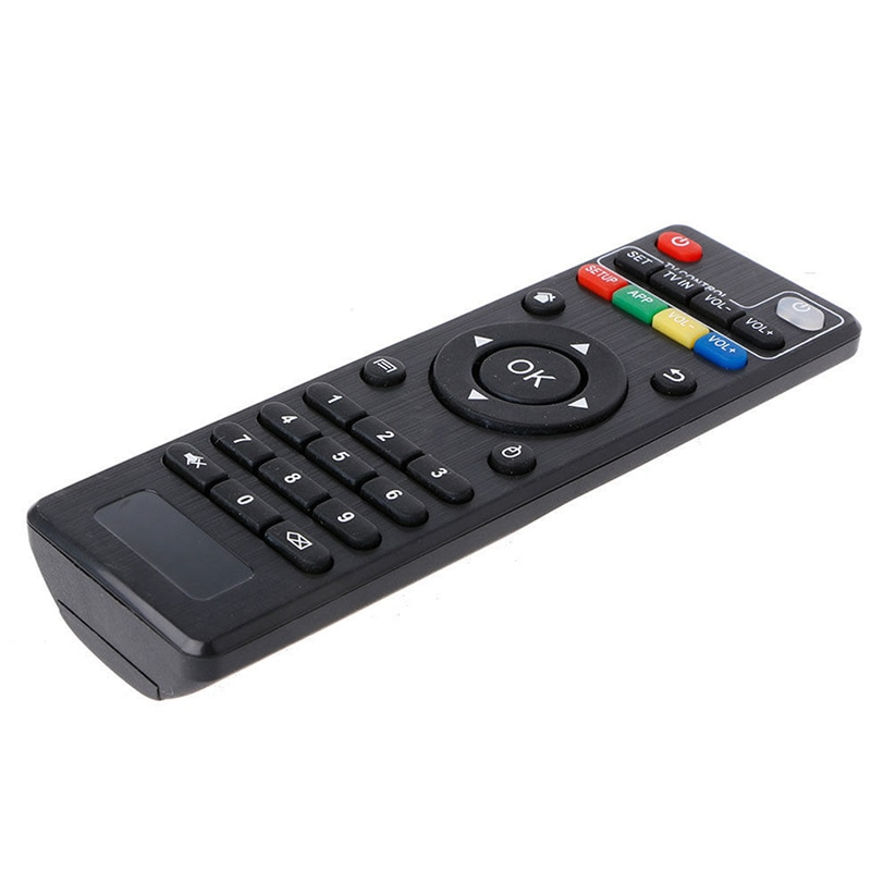 IR Remote Control For Android TV Box MXQ-4K MXQ PRO H96 ProT9 Replacement Remote Controller Universal High Quality