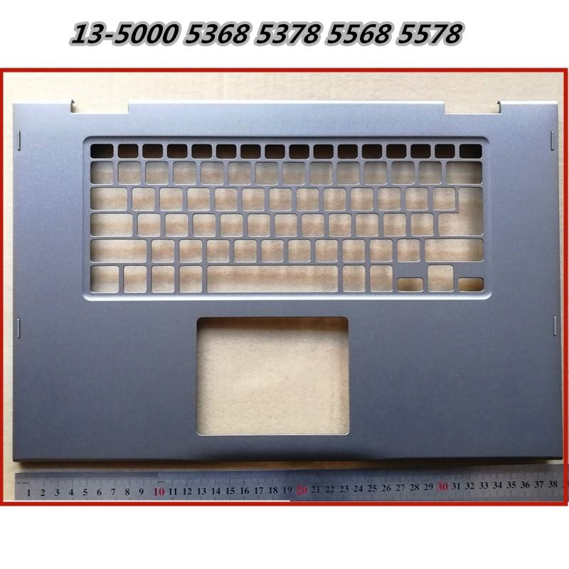 Nuevo Palmrest cubierta superior cubierta para teclado Dell Inspiron 13 5568 de 5578 inferior de la cubierta de la Base en la parte inferior del cuerpo caso