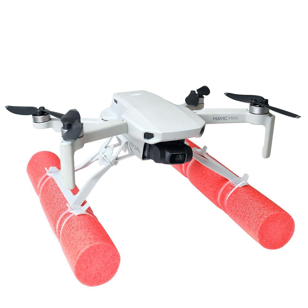 Engrenagem de Treinamento Expansão para Dji Mini Flutuante Pouso Água Amortecimento Kit Mavic – Drone Acessórios 2