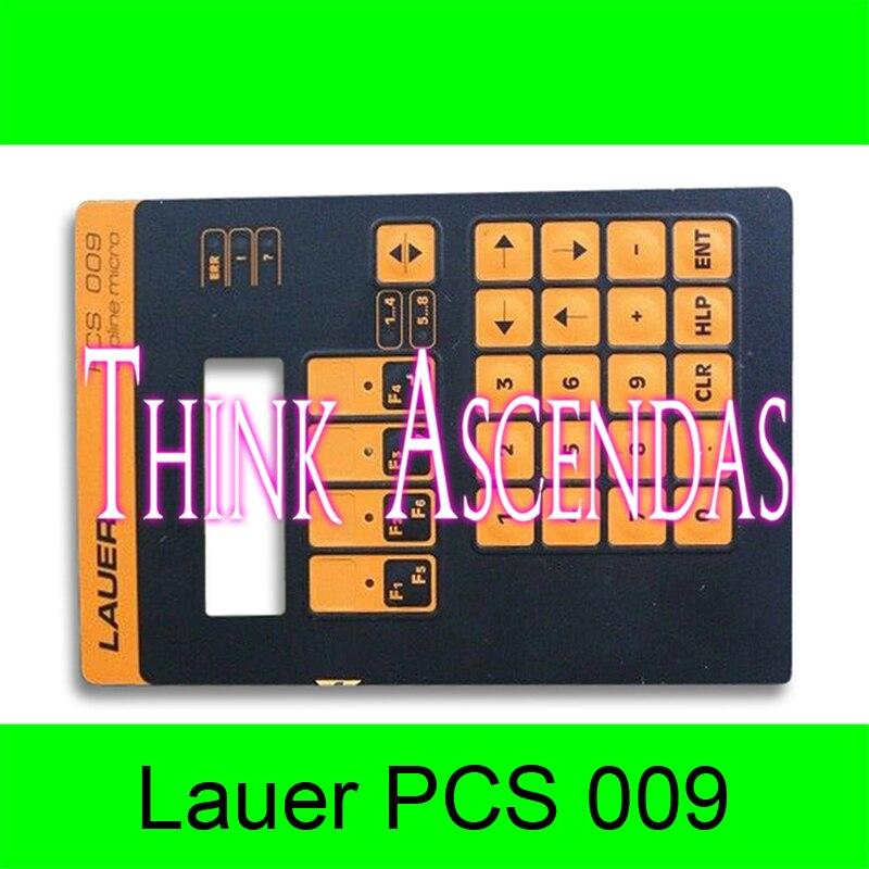 Lauer pces 009/lwb piko/teclado de membrana