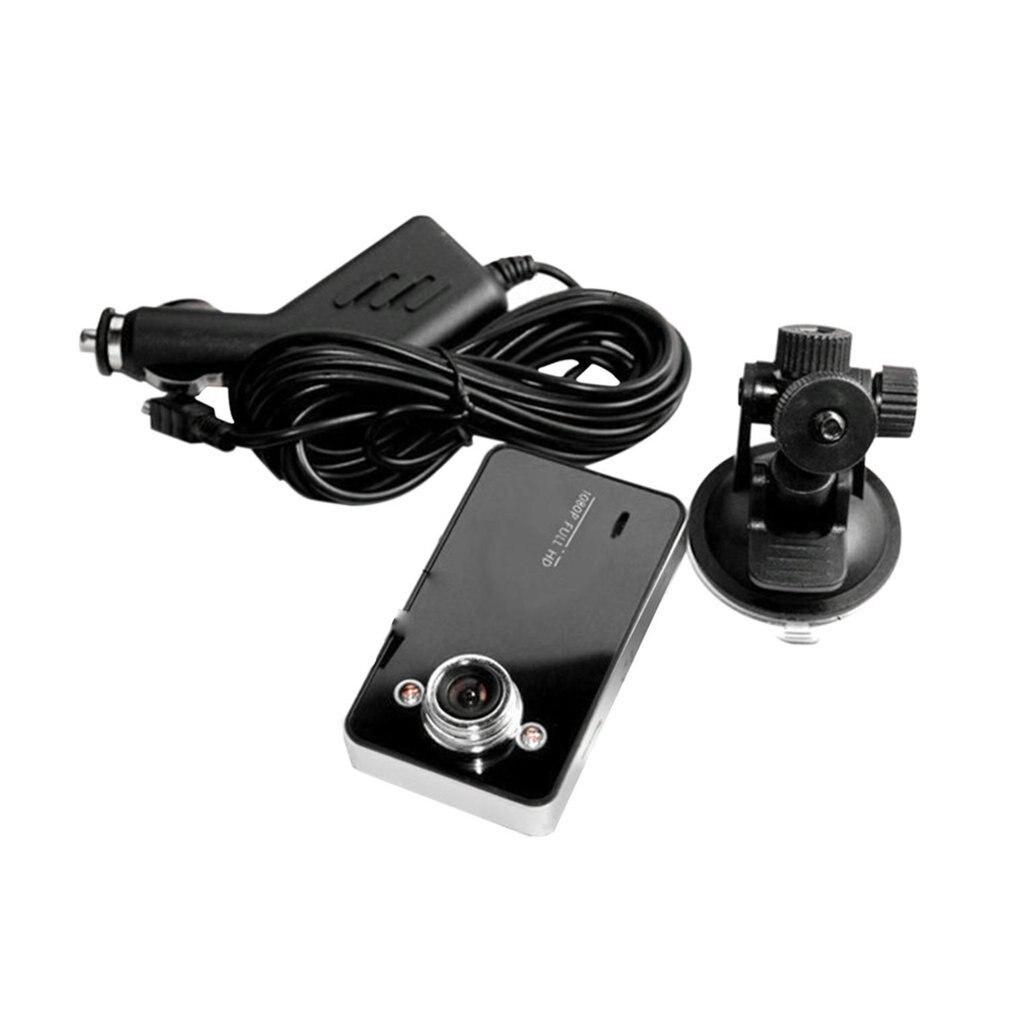 Автомобильный тахограф K6000, 2,7 дюйма, 1080P, с функцией ночного видения
