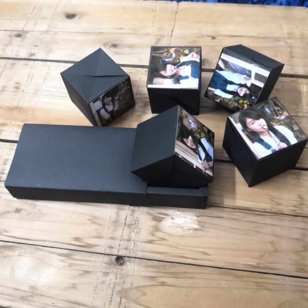 DIY tarjeta creativa sorprendida para parejas, novia, amigos, tarjeta fotográfica Set2019, productos populares para triangulación De envíos, accesorios, herramienta De hogar