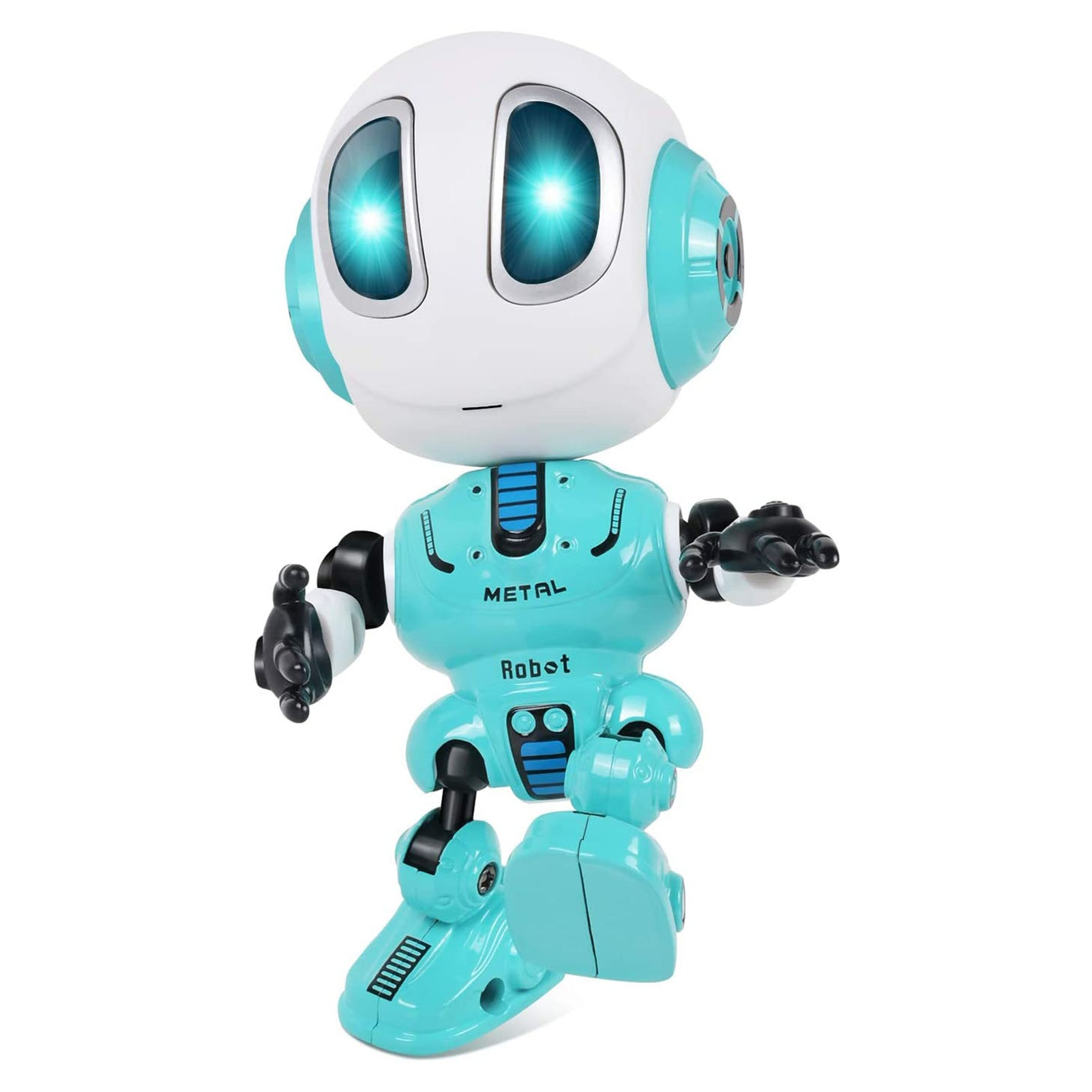 High-quality Smart Robot Toys Gifts For 3-8 Year Old Boys Girls, Talking Robot For Kids Smart Toys P