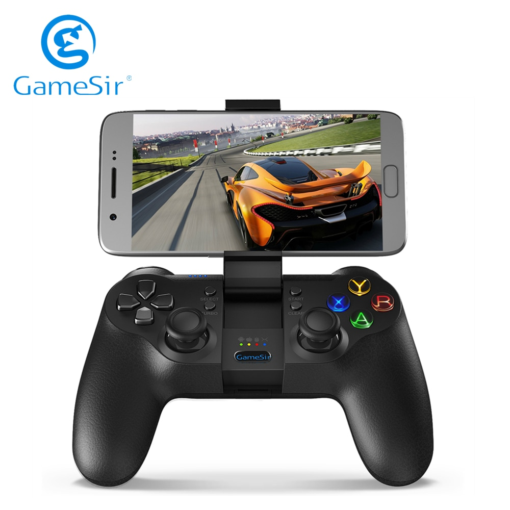 GameSir T1s Bluetooth juego inalámbrico Gamepad Controller para teléfono Android/Windows PC /...