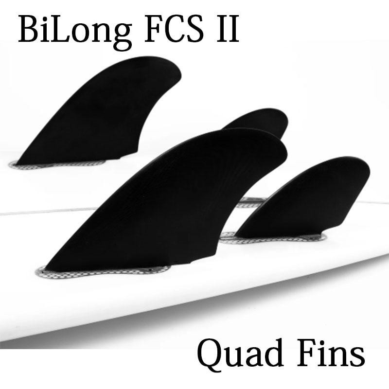 BiLong FCS II ROB MACHADO MEER QUAD FLOSSEN ruder Leistung Glas surf fin neue board fin funboard und twin fin boards.