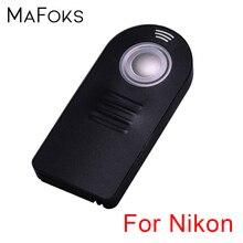 Universal IR Control remoto inalámbrico para Nikon D3000 D3200 D5000 D5300 D5200 D5100 D7000 D7100 D90 D80 D60 D600 D300s