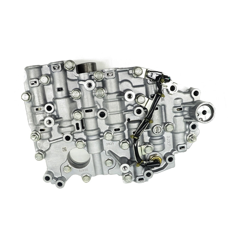 Good Factory Price RE0F11A JF015E CVT JF015 Transmission Valve Body for Nissan enlarge