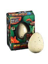 Nuevo huevo exótico para incubar dinosaurio modelo de huevo de dragón mágico juguete educativo innovador para educación temprana