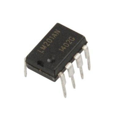 10 unidades/lote LM201AN DIP-8 LM201 DIP8 original en Stock