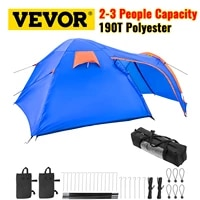 vevor motorcycle cover vespa gts waterproof anti uv camping tent spacious for 2 person with motorcycle port for hiking fishing