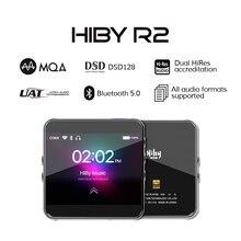 HiBy R2 MP3 Network Streaming Music Player HiRes Lossless Digital Audio Tidal MQA 5Gwifi LDAC DSD we