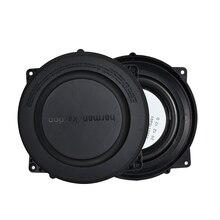 4 pouces basse haut-parleur radiateur Woofer passif radiateur bord en caoutchouc 120mm basse fréquence Vibration plaque pièce de réparation bonne qualité 2pc