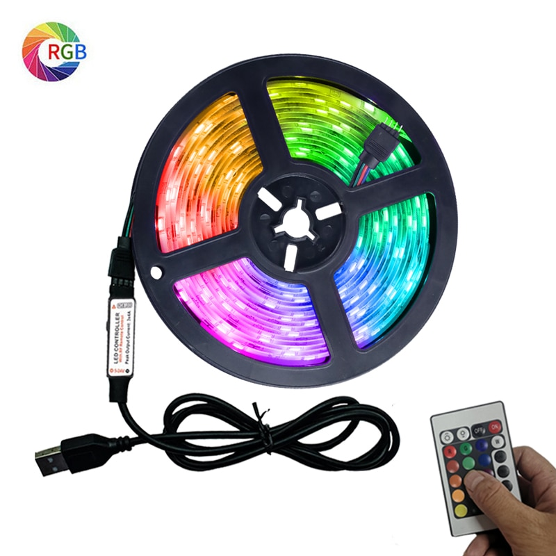 strisce-luminose-a-led-lampada-flessibile-1m-2m-3m-4m-5m-smd-2835-dc5v-led-luce-a-nastro-controllo-a-infrarossi-retroilluminazione-cavo-usb-3-controllo-chiave