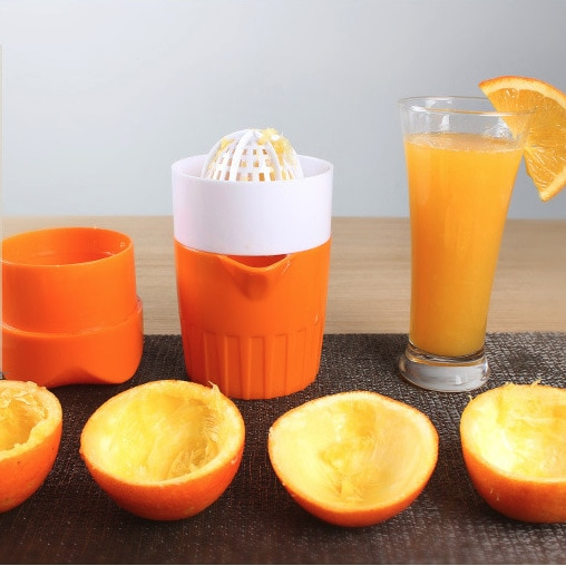 Exprimidor Manual hogar exprimidor de limón Mini naranja exprimidor para jugo de frutas pequeñas herramienta