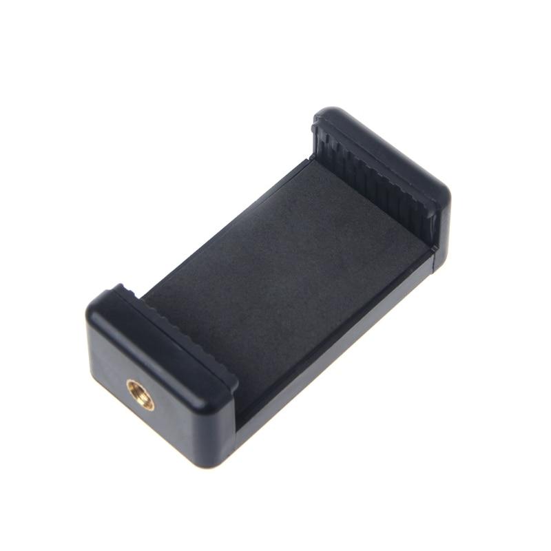 2020 New Durable Phone Clip Bracket Holder Mount For Selfie Stick Tripod Monopod Stand